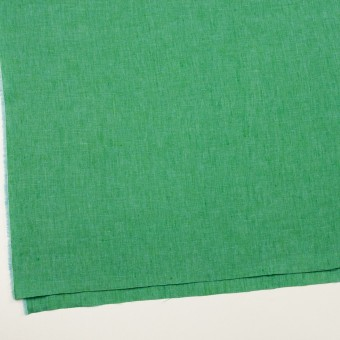 リネン×無地(フォレストグリーン)×薄キャンバス_全2色 サムネイル2