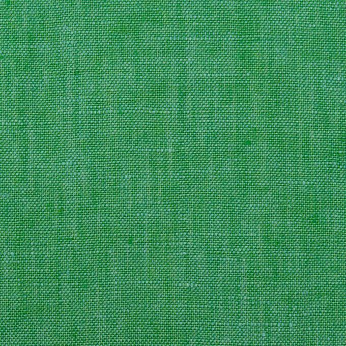 リネン×無地(フォレストグリーン)×薄キャンバス_全2色 イメージ1