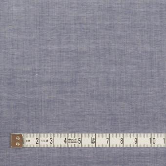 コットン×無地(アッシュネイビー)×シャンブレー・ローン_全2色 サムネイル4