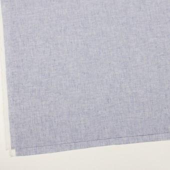コットン×無地(ブルー)×かわり織 サムネイル2