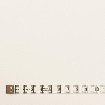 コットン×無地(オフホワイト)×カツラギ サムネイル4