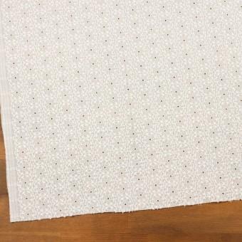 コットン×フラワー(ホワイト)×ローン刺繍 サムネイル2
