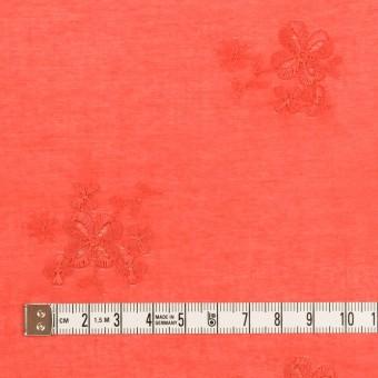 コットン×フラワー(ルビーグレープフルーツ)×ローン刺繍_全3色 サムネイル4