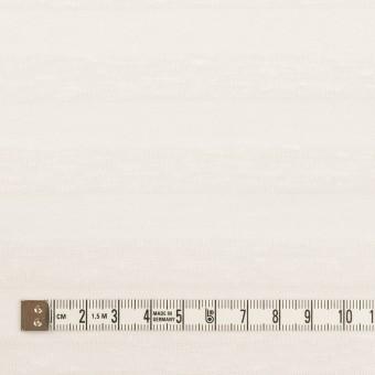 コットン&リネン×ボーダー(ホワイト)×天竺ニット サムネイル4