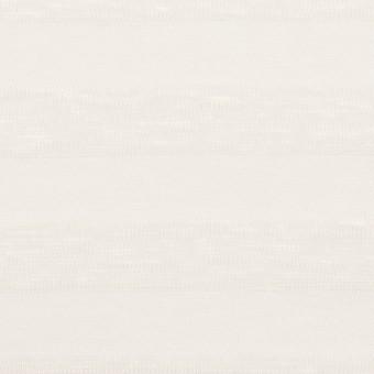 コットン&リネン×ボーダー(ホワイト)×天竺ニット