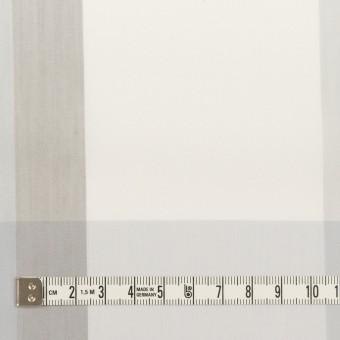 コットン&ポリエステル×チェック(グレー&グレイッシュパープル)×ブロード サムネイル4