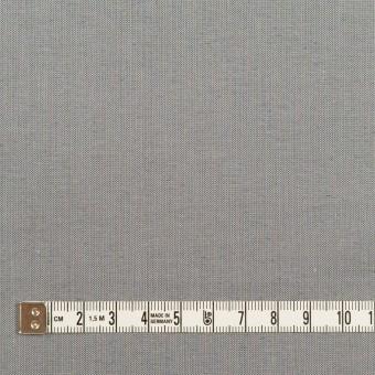 コットン&ナイロン×無地(スチールグレー)×シャンブレーボイル サムネイル4