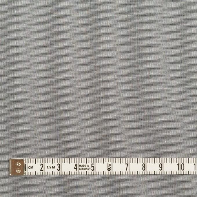 コットン&ナイロン×無地(スチールグレー)×シャンブレーボイル イメージ4