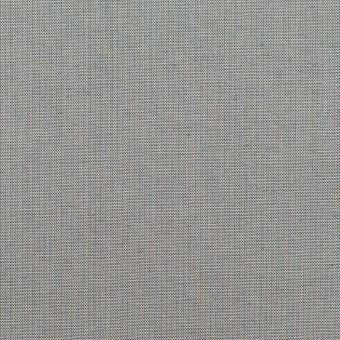 コットン&ナイロン×無地(スチールグレー)×シャンブレーボイル