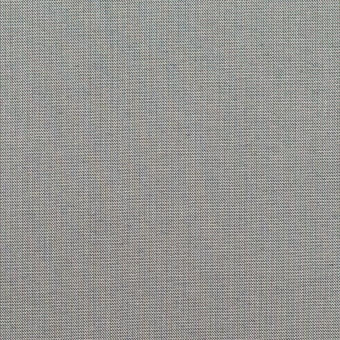 コットン&ナイロン×無地(スチールグレー)×シャンブレーボイル イメージ1
