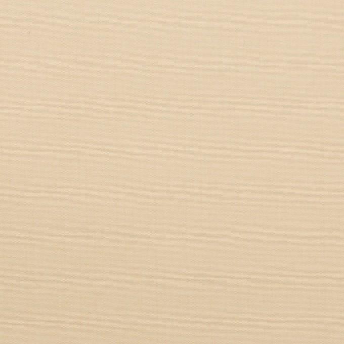 コットン×無地(エクリュ)×高密ブロード_全4色 イメージ1