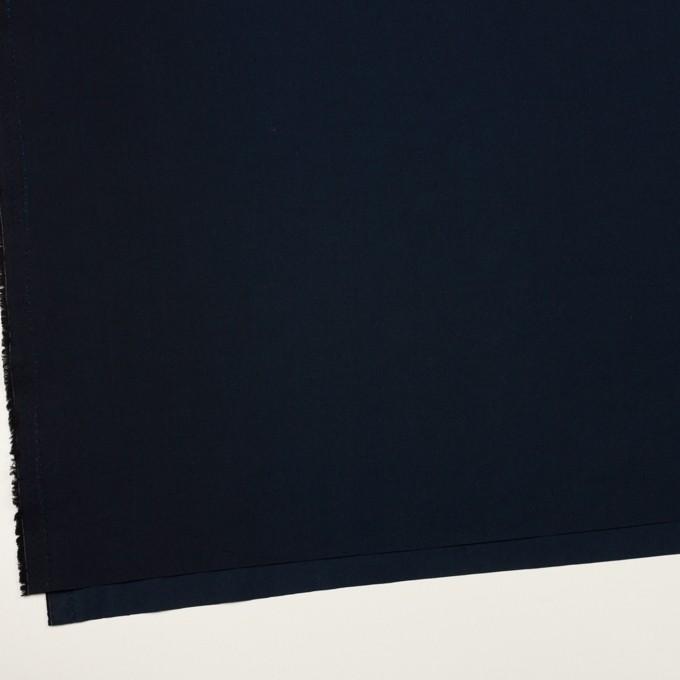 コットン×無地(ダークネイビー)×高密ブロード_全4色 イメージ2
