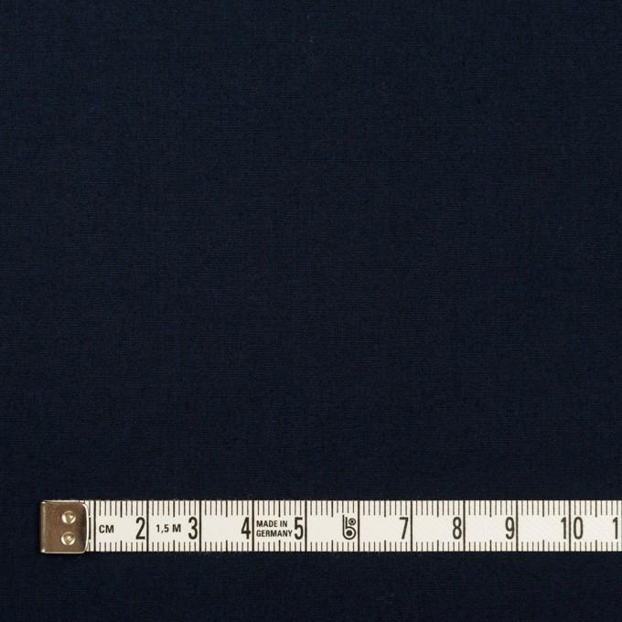 コットン×無地(ダークネイビー)×高密ブロード_全4色 イメージ4