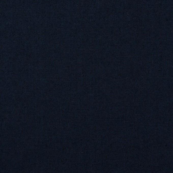 コットン×無地(ダークネイビー)×高密ブロード_全4色 イメージ1
