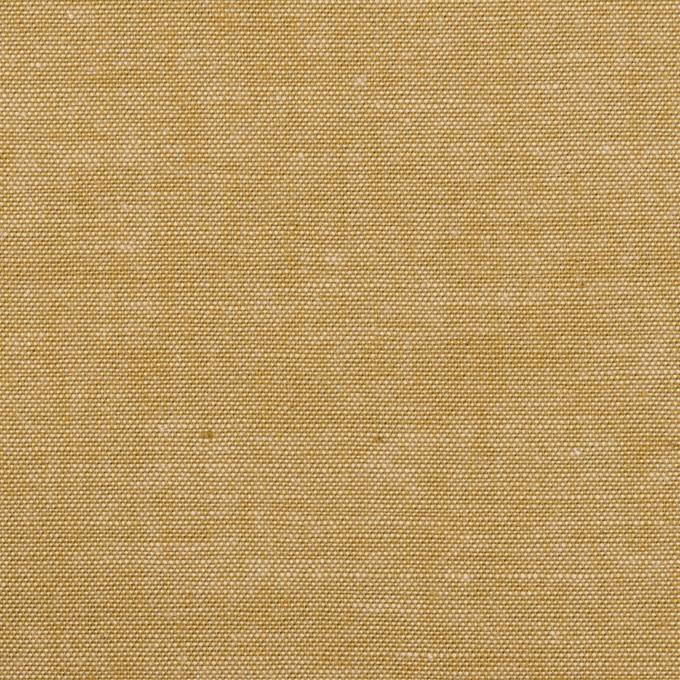 コットン×無地(カーキベージュ)×ダンガリー イメージ1
