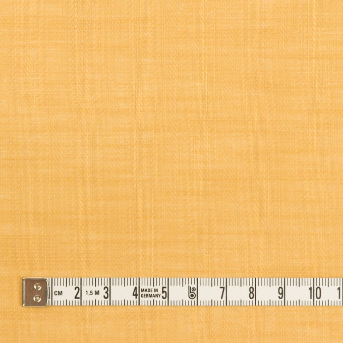 コットン×無地(マスタード)×ヘリンボーン_全2色 イメージ4