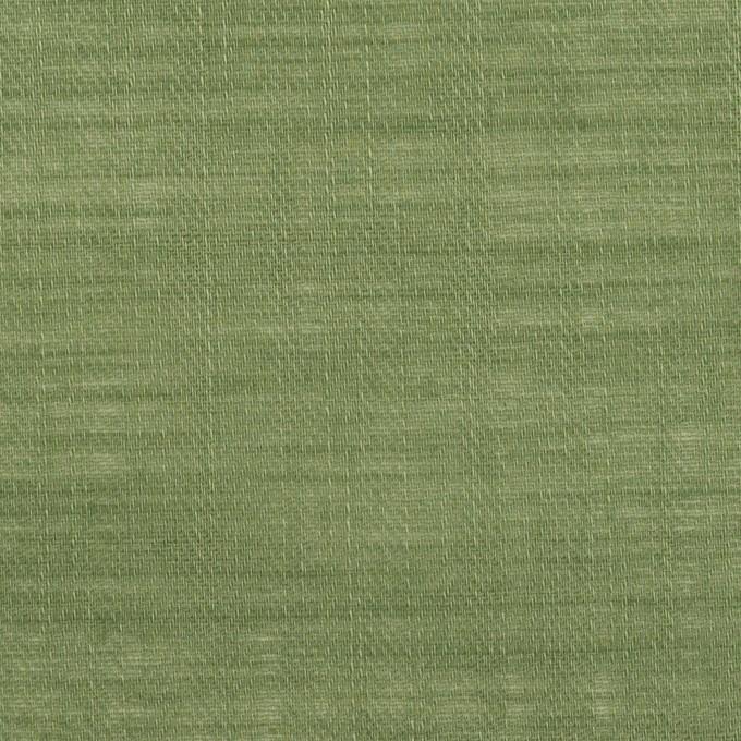 コットン×無地(アイビーグリーン)×ヘリンボーン_全2色 イメージ1