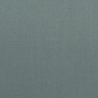 コットン×無地(ブルーグレー)×サージ