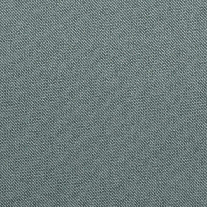 コットン×無地(ブルーグレー)×サージ イメージ1