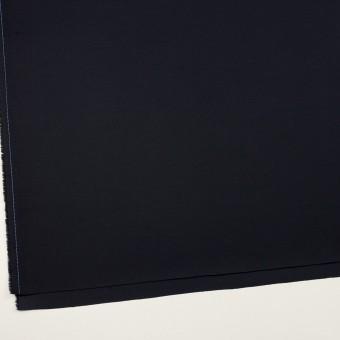 コットン&ポリウレタン×無地(ダークネイビー)×サテンストレッチ_全2色 サムネイル2