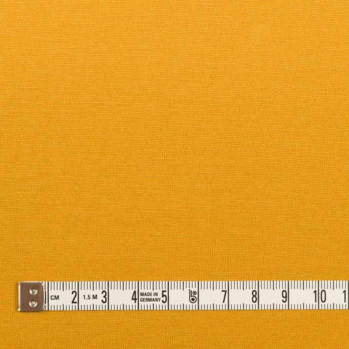 コットン&モダール×無地(イエローゴールド)×天竺ニット イメージ4