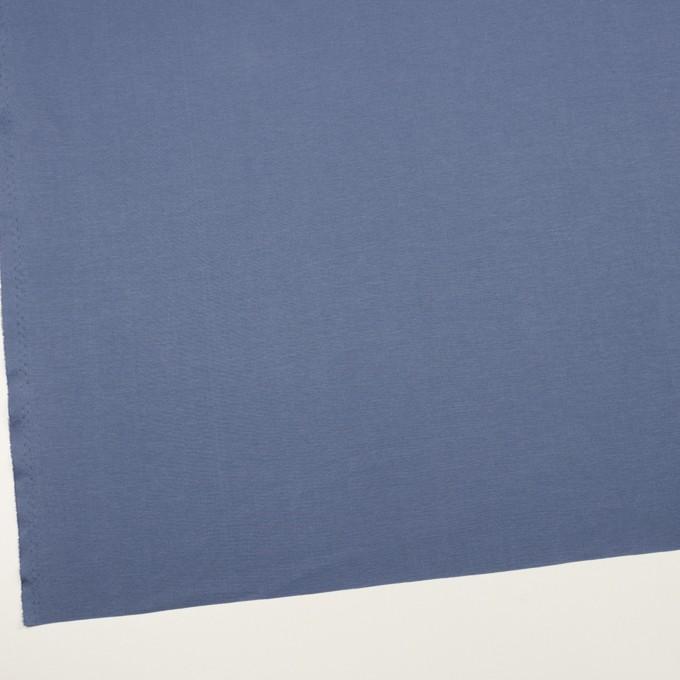 コットン×無地(ヒヤシンスブルー)×スムースニット イメージ2