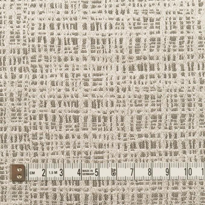 ポリエステル&ナイロン混×幾何学模様(アッシュブロンド&ゴールド)×ジャガード イメージ4