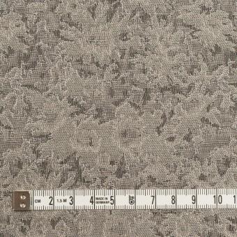 ポリエステル&アクリル混×フラワー(アッシュブロンド&グレー)×ジャガード_全2色 サムネイル4