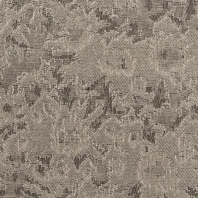 ポリエステル&アクリル混×フラワー(アッシュブロンド&グレー)×ジャガード_全2色 イメージ1