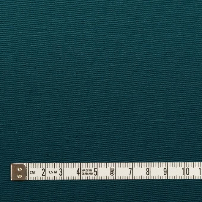コットン&ラミー×無地(バルビゾンブルー)×サージ_全4色 イメージ4