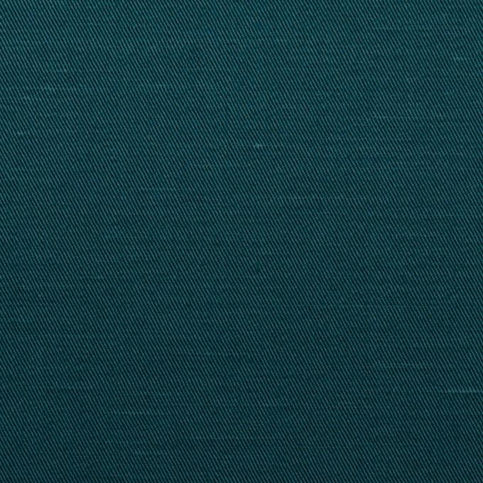コットン&ラミー×無地(バルビゾンブルー)×サージ_全4色 イメージ1