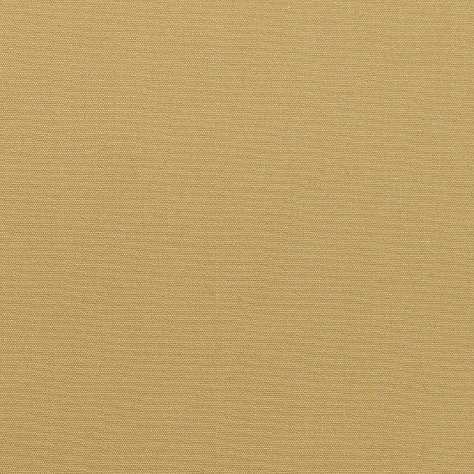 コットン×無地(カーキベージュ)×高密ブロード イメージ1