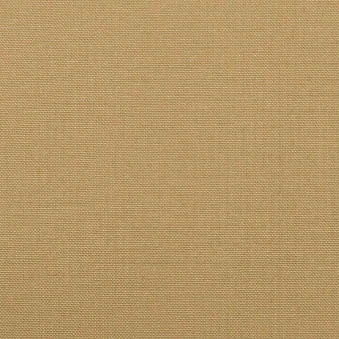 コットン×無地(カーキ)×ポプリン イメージ1