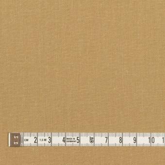 コットン×無地(カーキベージュ)×ヘリンボーン サムネイル4