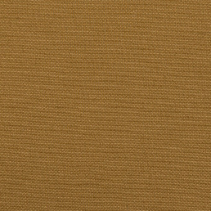 コットン×無地(カーキブラウン)×高密ブロード イメージ1