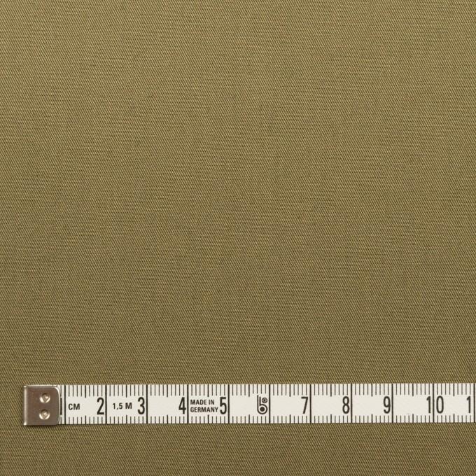 コットン×無地(アッシュカーキグリーン)×ポプリン イメージ4