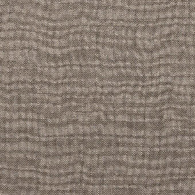 リネン×無地(ストーングレー)×薄キャンバス・ワッシャー イメージ1
