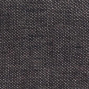 リネン×無地(グレープグレー)×薄キャンバス