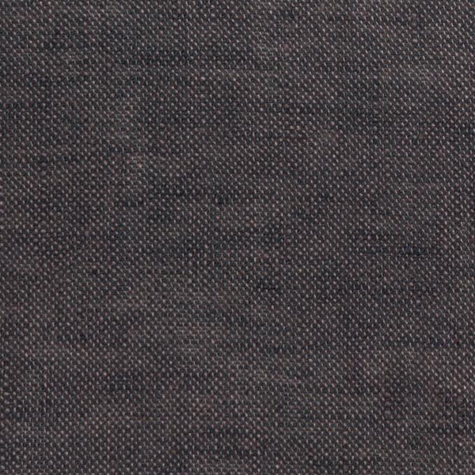 リネン×無地(グレープグレー)×薄キャンバス イメージ1
