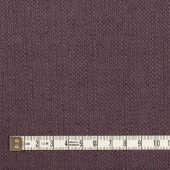 コットン&リネン×無地(グレープ)×かわり織 サムネイル4
