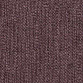 コットン&リネン×無地(グレープ)×かわり織