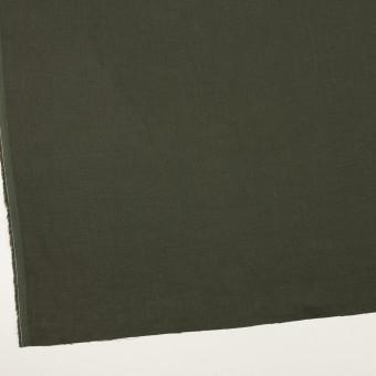リネン×無地(オリーブグリーン)×薄キャンバス サムネイル2