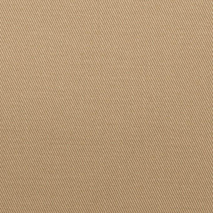 コットン×無地(カーキベージュ)×チノクロス_全2色 イメージ1