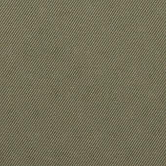 コットン×無地(アッシュカーキ)×チノクロス_全2色 サムネイル1