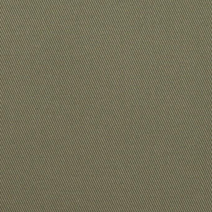 コットン×無地(アッシュカーキ)×チノクロス_全2色 イメージ1