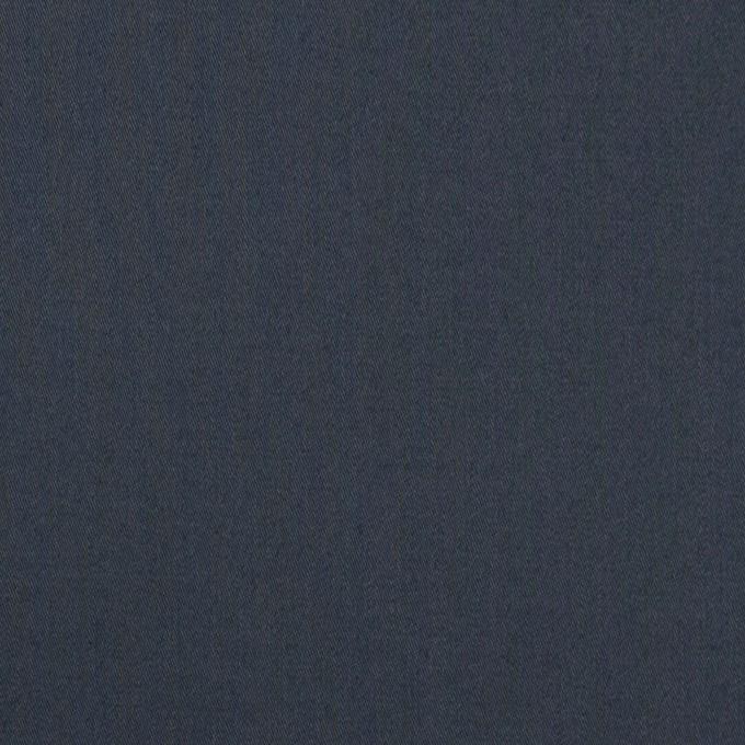 コットン×無地(アッシュネイビー)×サテン_全2色 イメージ1