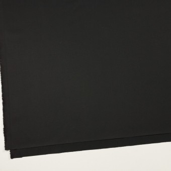 コットン×無地(ブラック)×サテン_全2色 サムネイル2