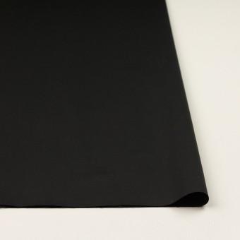 コットン×無地(ブラック)×サテン_全2色 サムネイル3