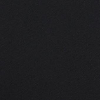 コットン&ポリウレタン×無地(ダークネイビー)×サテンストレッチ
