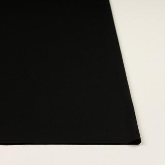 コットン&モダール×無地(ブラック)×スムースニット サムネイル3